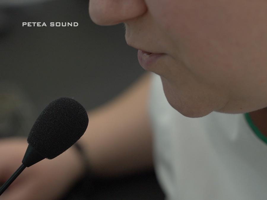 Microfoane clinica medicala