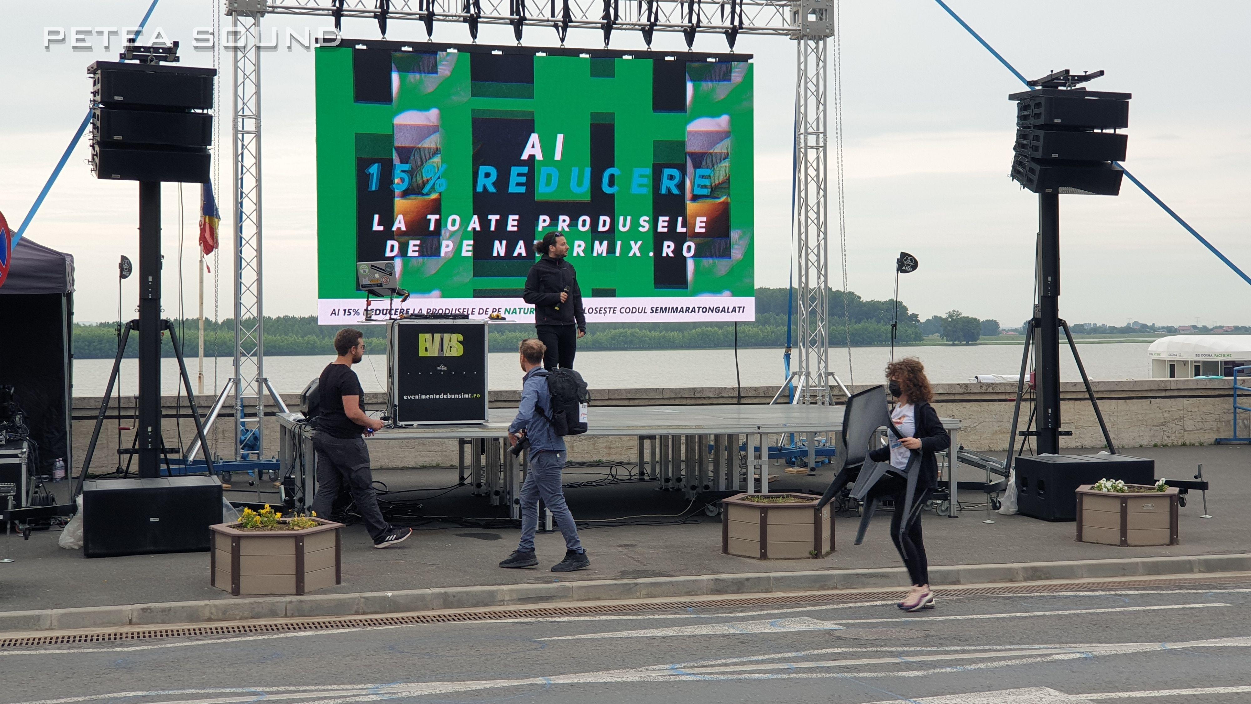 Ecran LED-Eveniment-Sportiv-Semimaraton-Galati-2021